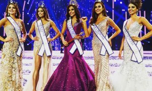 La grande finale - Miss Colombie 2017