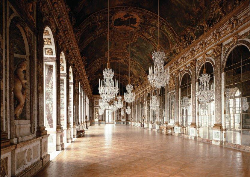 La Galerie des Glaces - Château de Versailles
