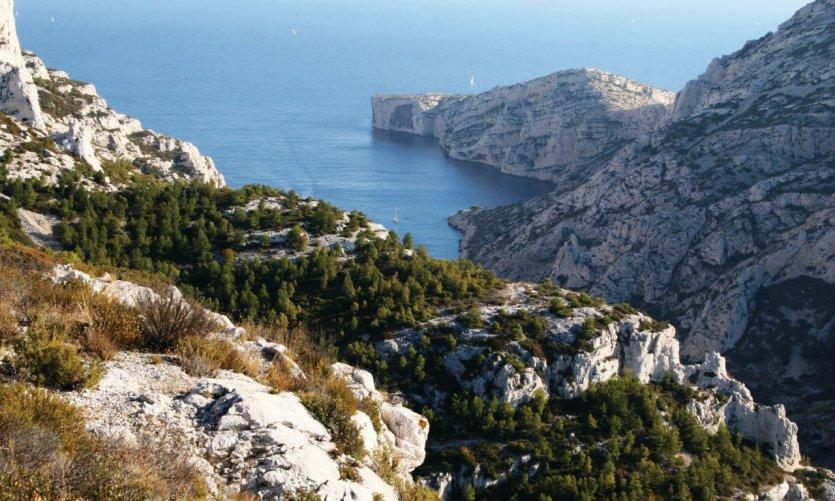 Les calanques, joyaux provençaux