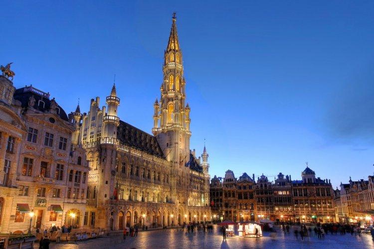 La Grand-Place de Bruxelles. - © Mihai-Bogdan LAZAR