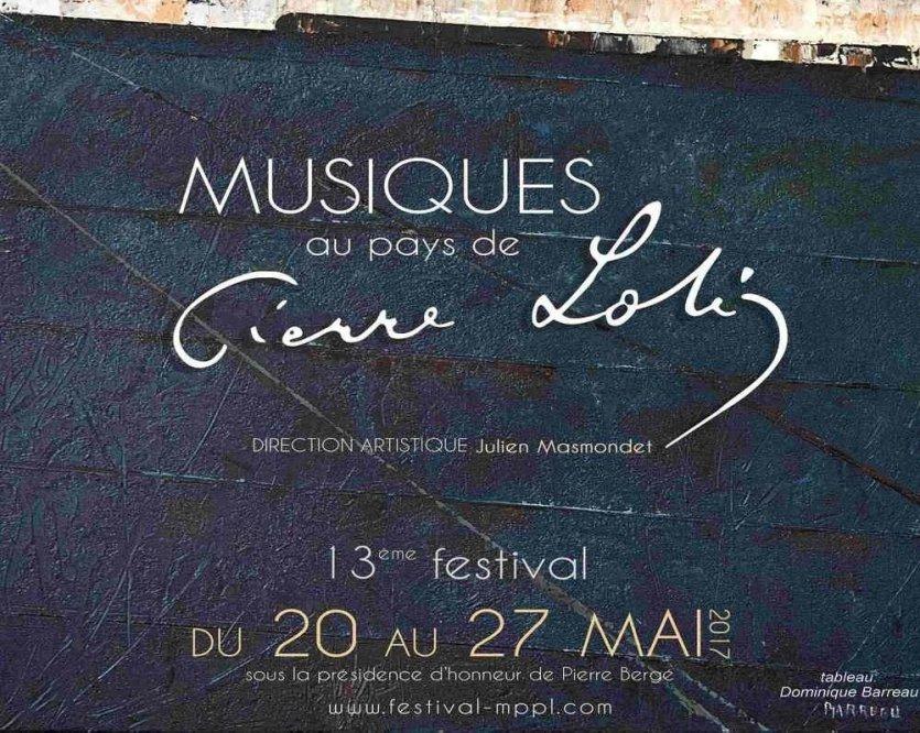 - © Festival de musique au pays de Pierre Loti