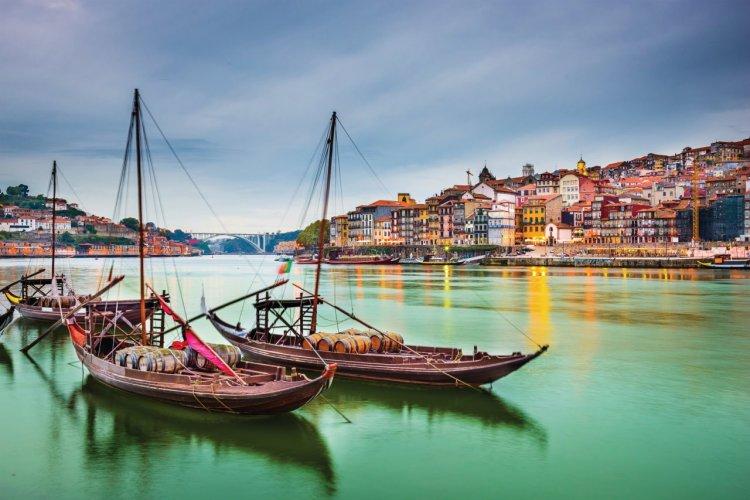 Le port de Porto. - © SeanPavonePhoto