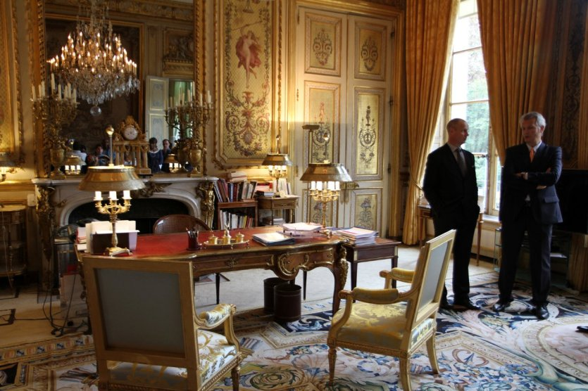 visite du palais de l 39 elys e pendant les journ es du patrimoine paris 75010. Black Bedroom Furniture Sets. Home Design Ideas