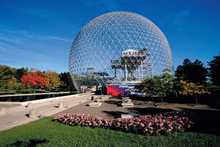 Biosphère de Montréal - © Author's Image
