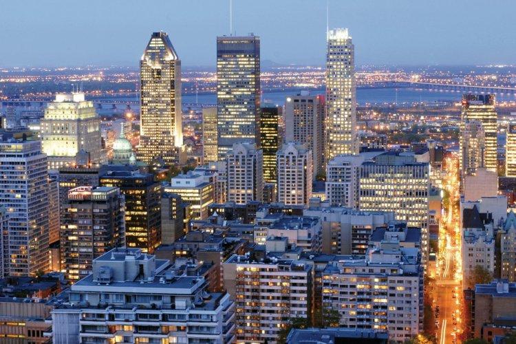 Centre-ville de Montréal. - © Christopher HOWEY - Fotolia
