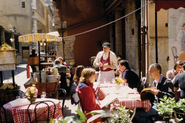Restaurant Au Petit Glouton - © VINCENT FORMICA