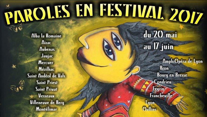 - © Paroles en Festival