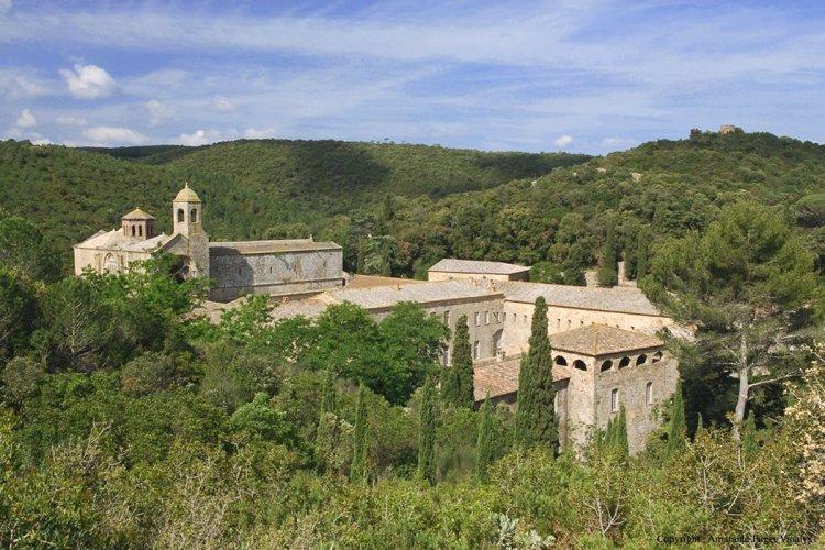 Abbaye de Fonfroide - © Abbaye de Fonfroide