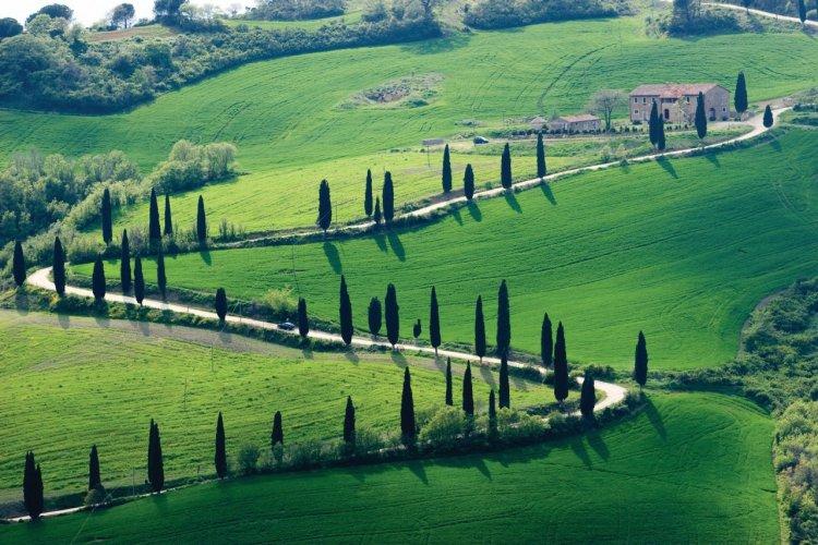 Paysage de Toscane. - © Temis - iStockphoto