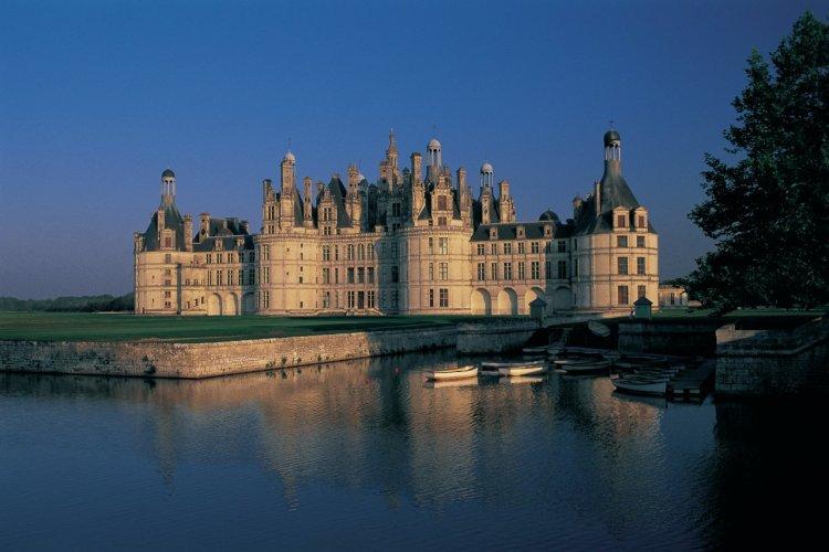 Le château de Chambord - © MARC JAUNEAUD - ICONOTEC