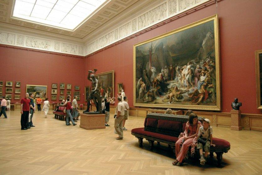Musée russe.