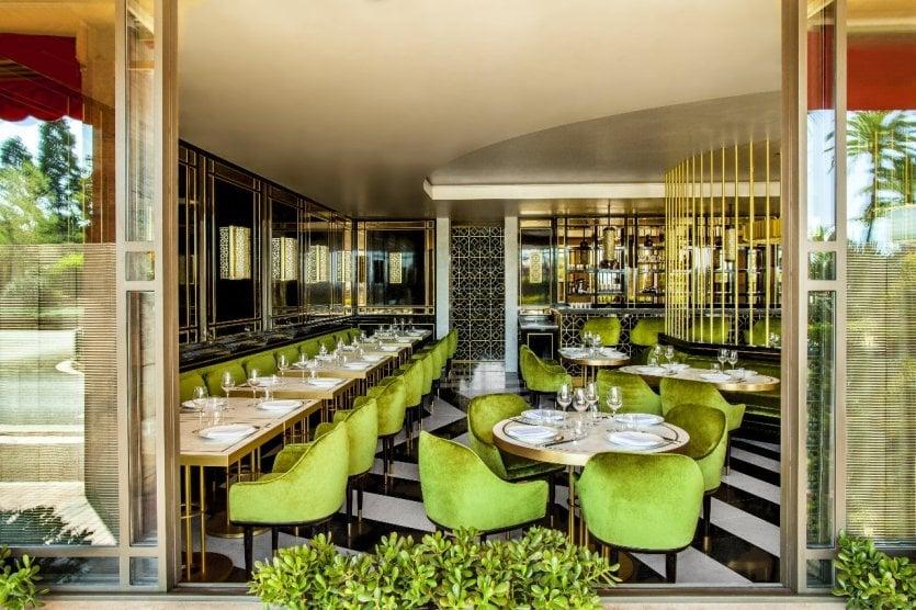 Song qi le premier restaurant gastronomique chinois de for Cuisine exterieure monaco