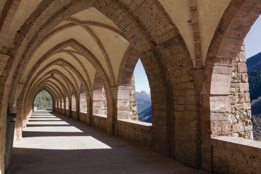 Monastère Nuestra Señora de Valvanera.