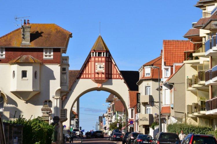 La ville pittoresque du Touquet. - © PackShot