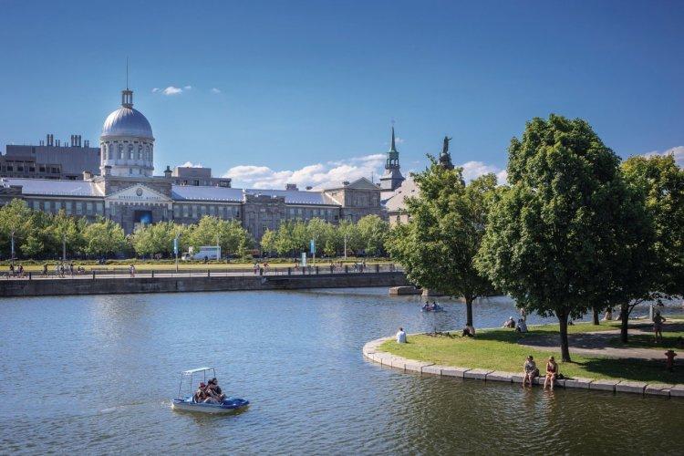 Vieux-Port de Montréal. - © Miguel LEGAULT