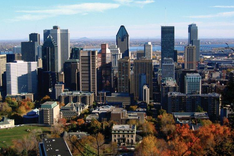 Vue du centre-ville de Montréal. - © Alphonse Tran - Shutterstock.com