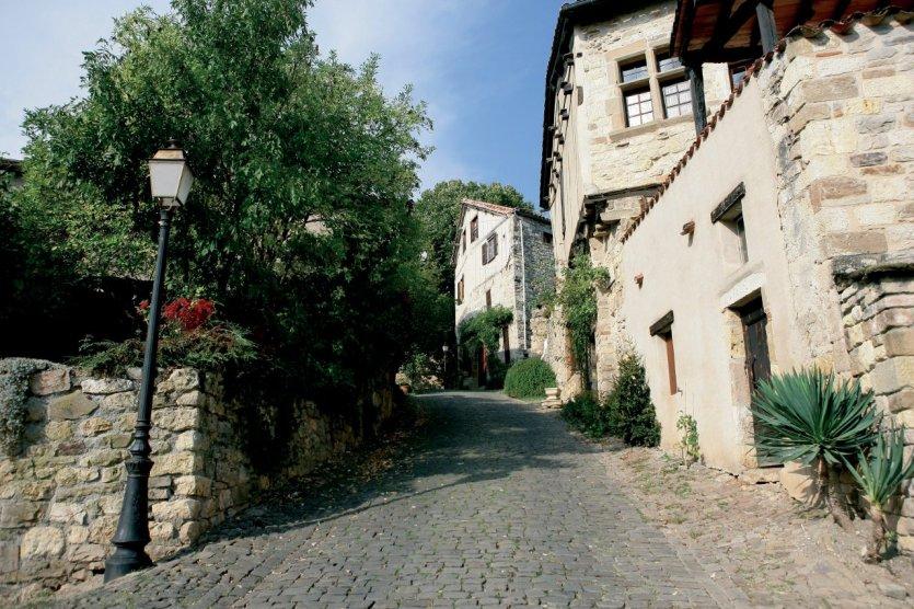 Rue de Cordes-sur-Ciel