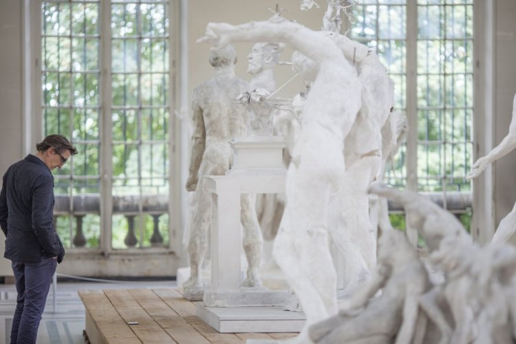- © A. Berg - Musée Rodin