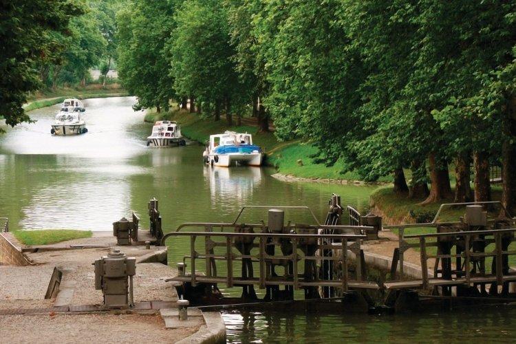 Le canal du midi. - © Kodachrome25