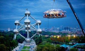 Les 10 restaurants les plus insolites d'Europe- © dinnerinthesky.com