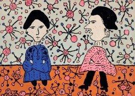 Les Deux Cousins, 1939 - © Philippe Rocher