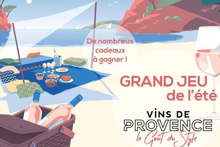 - © Vins de Provence