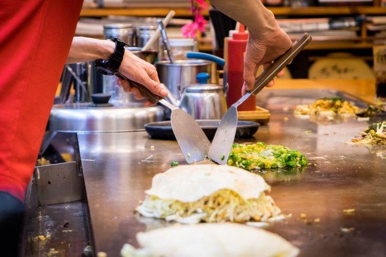 - © Okonomiyaki