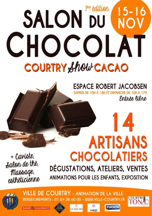 Salon du chocolat magazine seine et marne for Salon du chocolat luneville