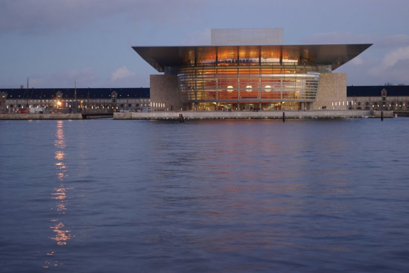 L'Opéra de Copenhague. - © Stéphan SZEREMETA
