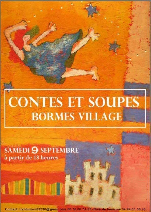- © Contes et soupes Bormes Village