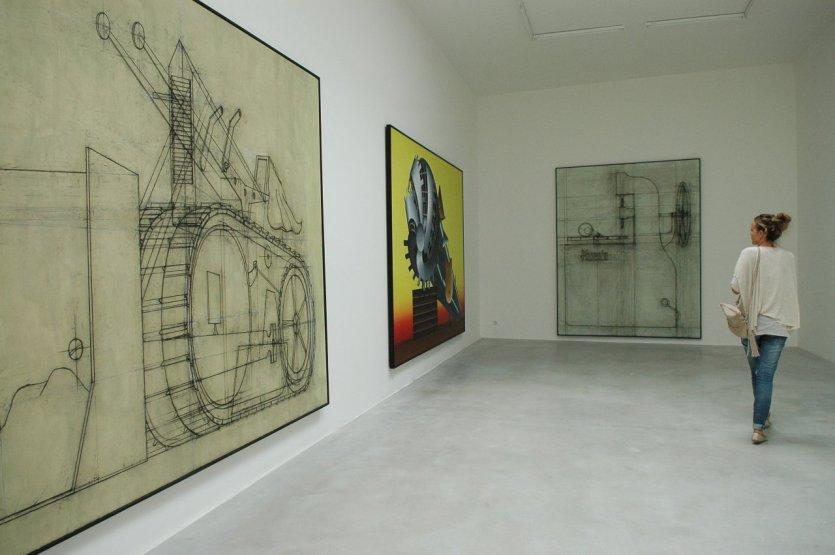 Centre d'art contemporain le Consortium à Dijon.