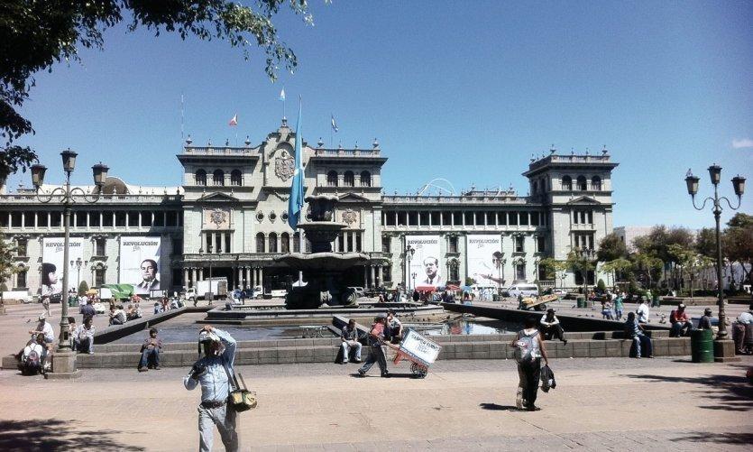 Plaza Mayor - © Abdesslam Benzitouni