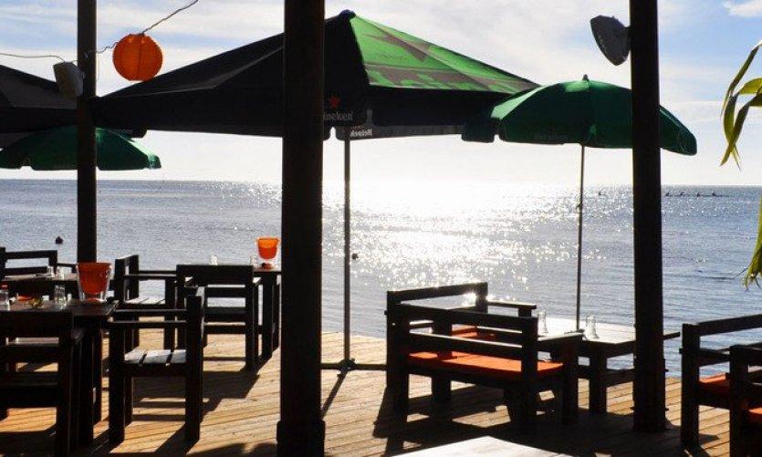 Le Moorea Beach Cafe