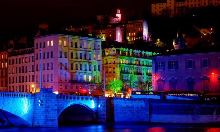 Lyon et la Fête des Lumières, une escapade immanquable