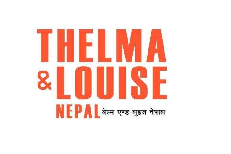 Le logo de l'association - © Thelma & Louise Nepal