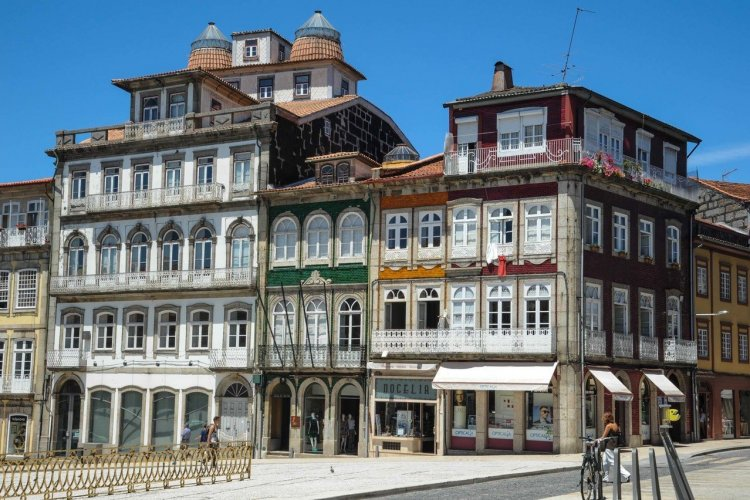 Centre historique de Guimaraes - © Sandra Moraes