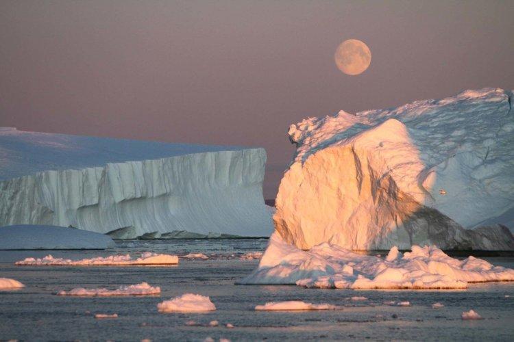 Le fjord d'Ilulissat - © Stéphan Szeremeta