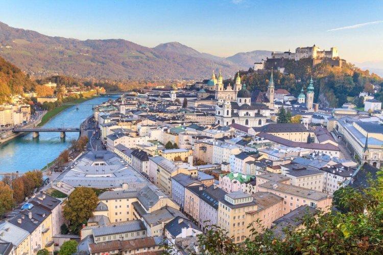 Salzbourg - © Bertl 123 - Shutterstock.com