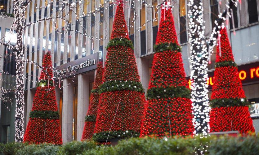 Les incontournables de New York à Noël