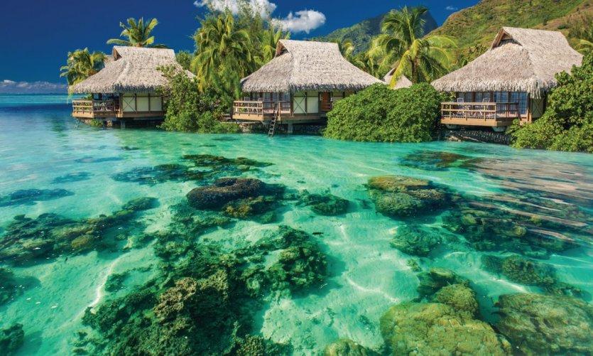Polynésie française, lointain paradis