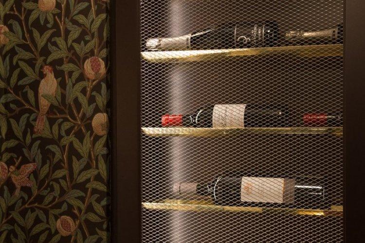 La Maison de Marie - Cave à vins - © © La Maison de Marie