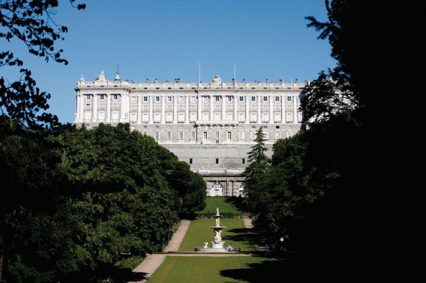 Palacio Real (Palais royal).