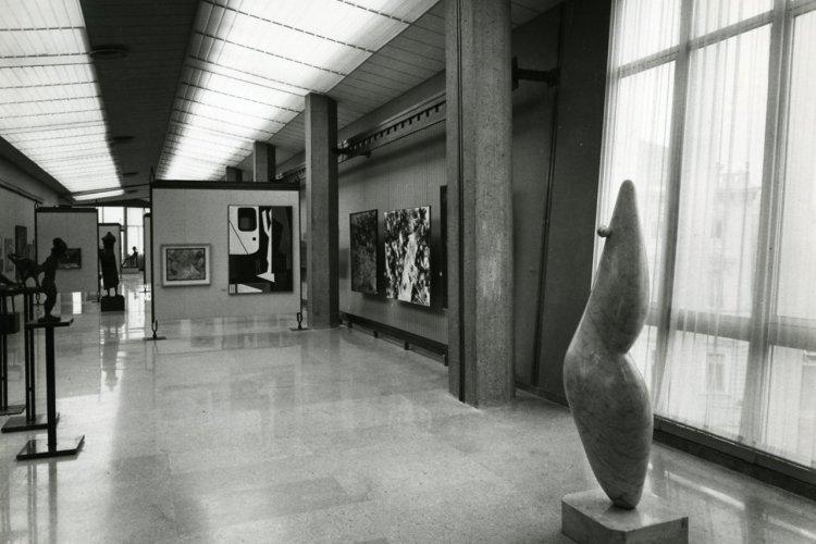 Photo de Paolo Monti en 1959 - © Wikipedia
