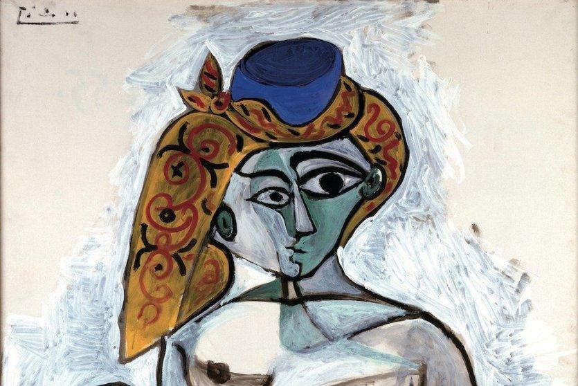 Femme nue, Détail - © DR