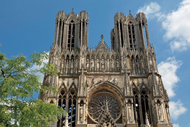 Cathédrale Notre-Dame de Reims - © Sylvain SONNET