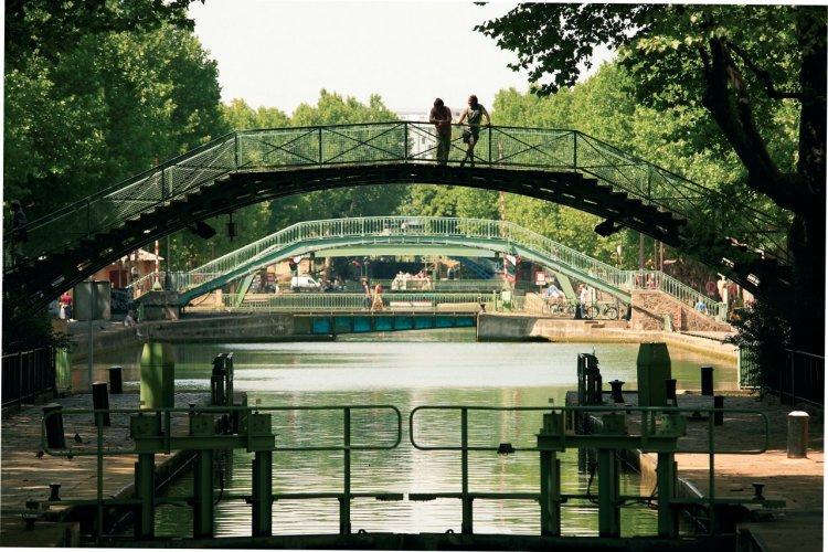 Le canal Saint-Martin - © Sylvain SONNET