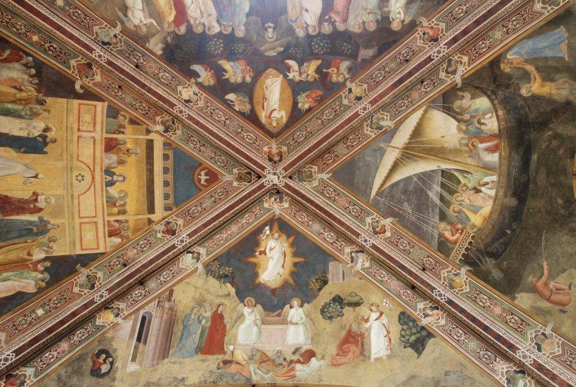 Basilique Santa Maria Novella, Florence.