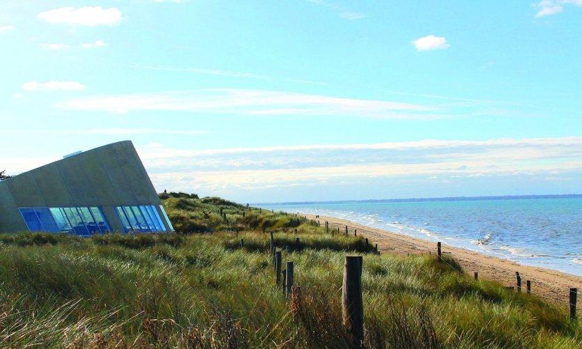 Utah beach, revivre l'été 44 en Normandie