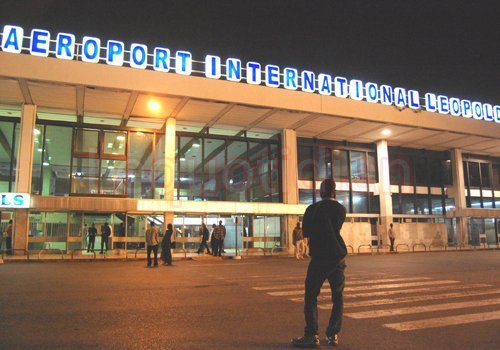 Aeroport Dakar - © APS