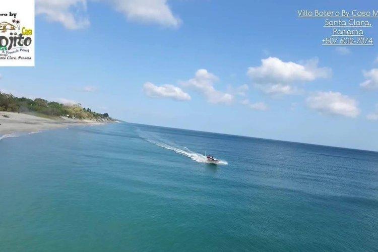 Playa Santa Clara, Panama - © Villa Botero by Casa Mojito